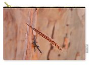 Walking Stick And Pheasant Feather Carry-all Pouch