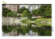 Walking The San Antonio River Carry-all Pouch