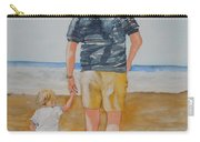 Walking With Pops Carry-all Pouch