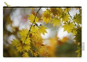 Walks In The Autumn Garden Carry-all Pouch