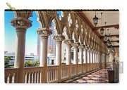 Walkway At The Venetian Hotel Carry-all Pouch