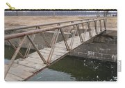 Walkway Over The Canal Carry-all Pouch