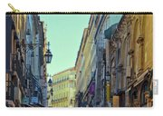 Walkway Over The Street - Lisbon Carry-all Pouch