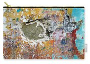 Wall Abstract 196 Carry-all Pouch