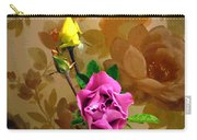 Wall Flowers Carry-all Pouch