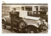 Wall Street Crash, 1929 Carry-all Pouch