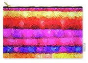 Wallart-multicolor Design Carry-all Pouch