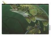 Walleye Carry-all Pouch