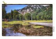 Wallowa Lake Reflections Carry-all Pouch