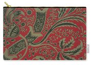 Wallpaper Sample With Bamboo Pattern By William Morris 1 Carry-all Pouch
