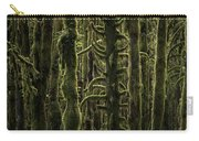Wallpaper Trees Carry-all Pouch