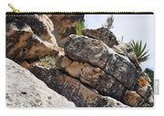 Walnut Canyon Cliffs Carry-all Pouch