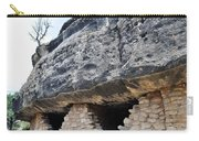 Walnut Canyon National Monument Cliff Dwellings Carry-all Pouch