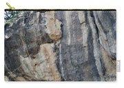 Walnut Canyon National Monument Portrait Carry-all Pouch