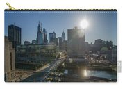 Walnut Street Sunrise From University City Carry-all Pouch