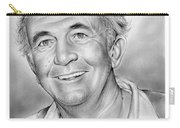 Walter Brennan Carry-all Pouch