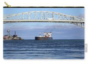 Walter J. Mccarthy And Blue Water Bridge 112917 Carry-all Pouch