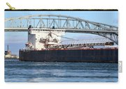 Walter J. Mccarthy Jr. And Blue Water Bridge 2 112917 Carry-all Pouch