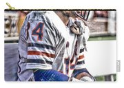 Walter Payton Chicago Bears Art 2 Carry-all Pouch