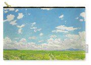 Walter Ufer 1876 - 1936 The American Desert Carry-all Pouch