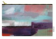 Wanderlust 22- Art By Linda Woods Carry-all Pouch