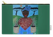 Wangari Maathai Carry-all Pouch