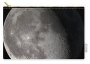 Waning Gibbous Moon Carry-all Pouch by Stocktrek Images