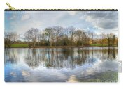 Wanstead Park Reflections Carry-all Pouch