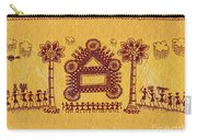 Warli Ceremony Carry-all Pouch