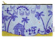 Warli Morning Carry-all Pouch