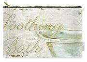 Warm Bath 1 Carry-all Pouch