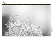 Warm Breeze - Black And White Version Carry-all Pouch