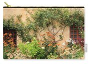 Warm Colors In Mission Garden Carry-all Pouch