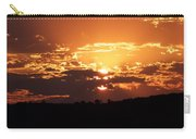 Warm Sunset Carry-all Pouch