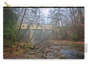 Warner Hollow Rd Covered Bridge Carry-all Pouch