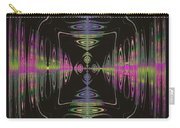 Warping Neon Carry-all Pouch