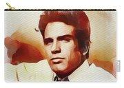 Warren Beatty, Vintage Movie Star Carry-all Pouch
