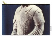 Warrior Of The Terracotta Army Carry-all Pouch