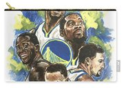 Warriors Carry-all Pouch