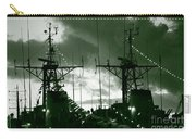 Warships At Twilight Carry-all Pouch