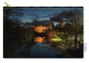 Warwick Castle At Night Carry-all Pouch