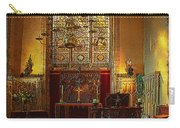 Warwick Castle Chapel Carry-all Pouch by Chris Lord