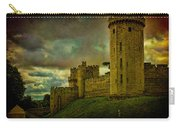 Warwick Castle Carry-all Pouch by Chris Lord