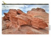 Wash 3 Beehives In Valley Of Fire Carry-all Pouch