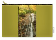 Wash Hollow Falls Nantahala National Forest Nc Carry-all Pouch