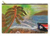 Washed Ashore Carry-all Pouch
