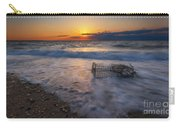 Washed Up Crab Cage 16x9 Carry-all Pouch