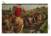 Washerwomen In Candas Asturias Amoros Botella, Antonio Carry-all Pouch