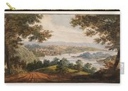 Washington And Georgetown From The Alexandria Road Carry-all Pouch