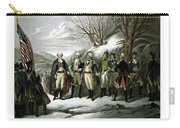 Washington And His Generals  Carry-all Pouch